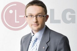 Adam Wawiński // Sales Director ISP LG Electronics Polska Sp. z o.o.
