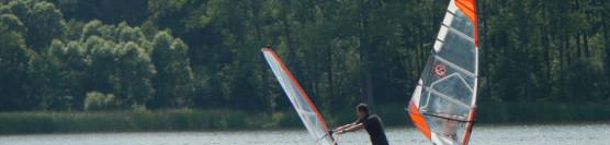 "Baza windsurfing nad jeziorem "" Tropikalny-akwen.pl """