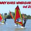 Intensywny kurs windsurfing.<br /><strong>SUPER CENA OD 400 zł / os.</strong>