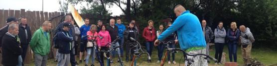Event firmowy Windsurfing & Trikke. / Dwie dyscypliny / Od 10 do 60 osób.
