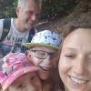Rodzina: Ania, Krzysiek, Gabrysia, Kacper / Zielona Góra