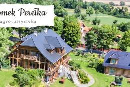 Domek Perełka / Szkoła Windsurfing nad Jeziorem Bielawskim tylko 350m.