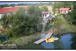 Profesjonalny Camping i Agroturystyka Forteca / 15 minut autem od Szkoły Windsurfing nad Jeziorem Bielawskim.