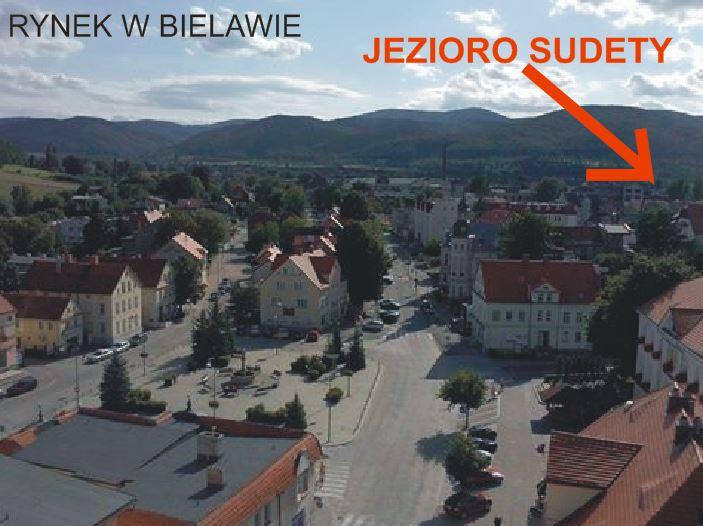 BIELAWA JEZIORO SUDETY WINDSURFING Z DOBRAINTEGRACJA