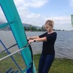 Event Windsurfing & Trikke z www.dobraintegracja.pl