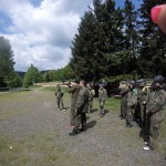 Event firmowy. Paintball Leśny z DobraIntegracja.pl. Sudety Środkowe Góry Sowie.