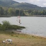 Baza windsurfing Kursy Zakończenie sezonu 2015. Jezioro sudety DobraIntegracja.pl  zaprasza (19)