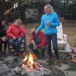 Baza windsurfing Kursy Zakończenie sezonu 2015. Jezioro sudety DobraIntegracja.pl  zaprasza (27)