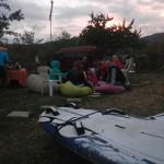 Baza windsurfing Kursy Zakończenie sezonu 2015. Jezioro sudety DobraIntegracja.pl  zaprasza (29)