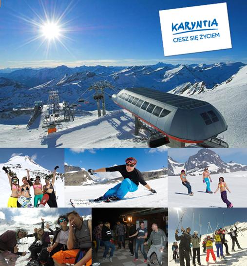maj na nartach z www.dobraintegracja