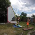 Szkoła Windsurfing nad Jeziorem Bielawskim.DCIM106GOPRO