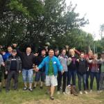Szkoła Windsurfing www.dobraintegracja.pl Podsumowanie sezonu 2018r. Jezioro Bielawskie. / Sudety Środkowe / Góry Sowie.