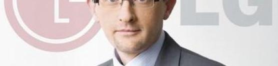 Adam Wawiński / Director LG Electronics Polska Sp. z o.o.