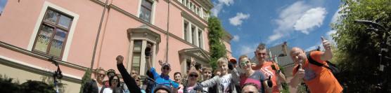 Galeria zdjęć i film / Ogólnopolski Zlot Miłośników Trikke, Aktywny weekend w Górach Sowich.