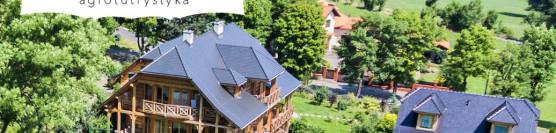 Domki Góralskie Perełka / Szkoła Windsurfing nad Jeziorem Bielawskim tylko 350m.