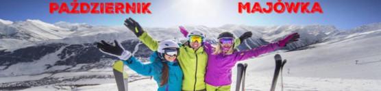 Plany na sezon narciarski 2020/21r. <stroong>Wszystkie wyjazdy z Polskimi, licencjonowanymi instruktorami i zgodne z zasadami bezpieczeństwa przed wirusem.