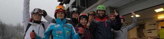 Galeria zdjęć i film / Start sezonu narciarskiego w Sudetach / Jednodniowy wyjazd na narty / Jednodniowy kurs narciarski / Wypożyczalnia nart, sowboard i skki trikke / Sobota 7 grudnia / 2019r.