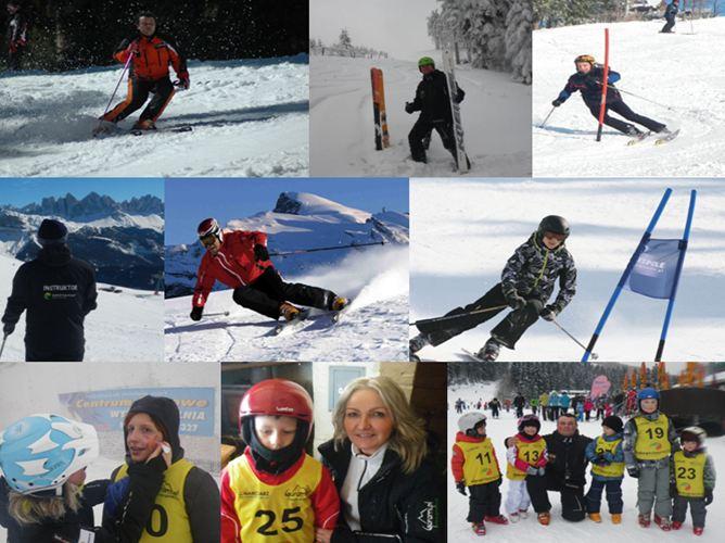 Szkoła narciarska Dobra integracja nr2
