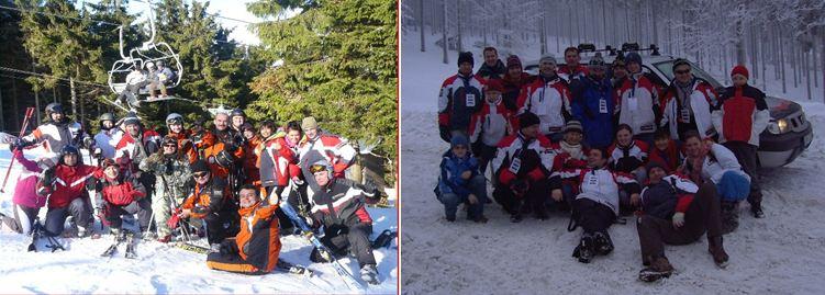 Szkoła narciarska Dobra integracja nr6