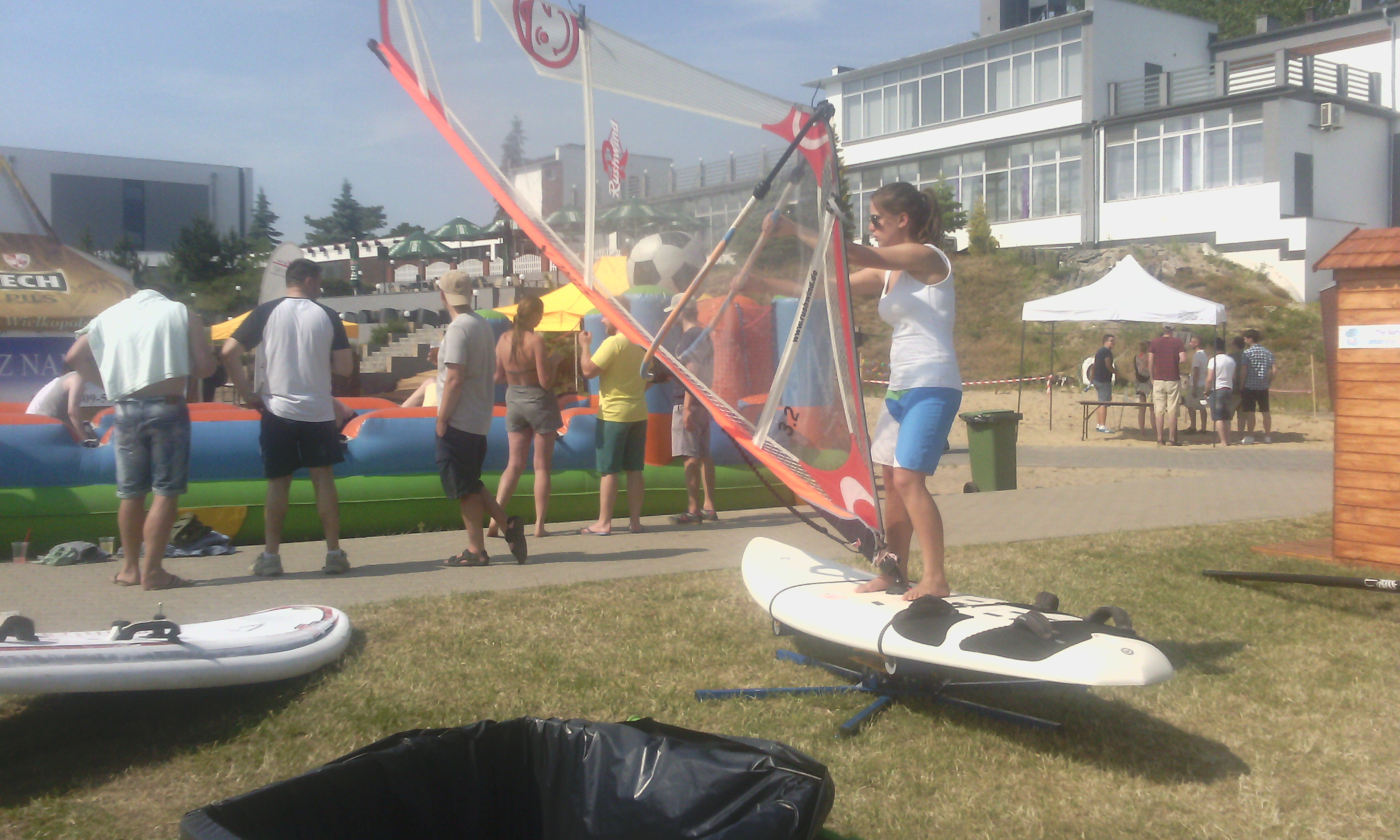 Wypożyczalnia symulatora windsurfing na eventy z Dobraintegracja.pl (8)