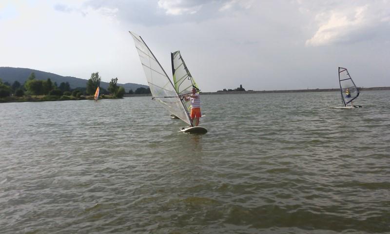 Baza Windsurfing Jezioro Sudety DobraIntegracja.pl. Bielawa (9)