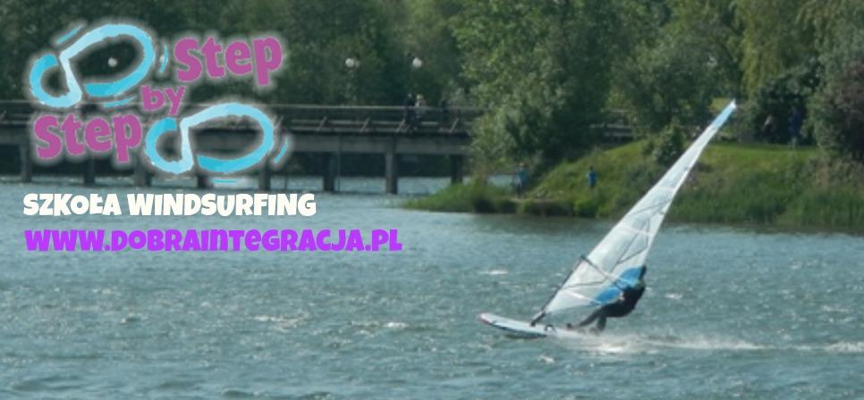 System szkolenia windsurfing step by step z www.dobraintegracja.pl